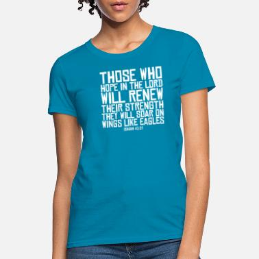 Bible Verse Bible verse - Women's T-Shirt