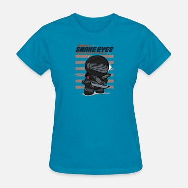 Snake Eyes Snake Eyes - Women's T-Shirt