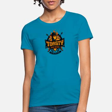 Toasty Toasty Kombat - Women's T-Shirt