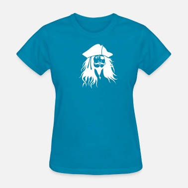 Ou Ninja ou Pirate - Women's T-Shirt