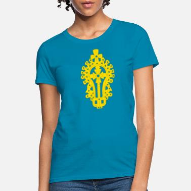 Ethiopia Lasta Cross - Women's T-Shirt