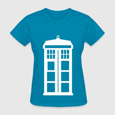 Phone Booth - Women's T-Shirt