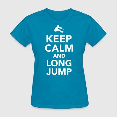 Long Jump - Women's T-Shirt