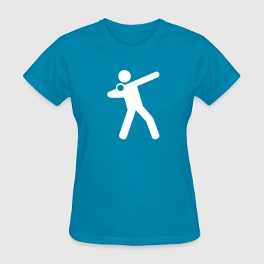 Shot put - Women's T-Shirt
