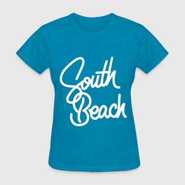 South Beach - Women's T-Shirt