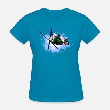 Freestyle Slalom Freestyle - Women's T-Shirt