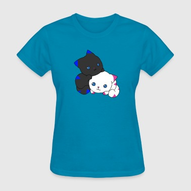 kitty - Women's T-Shirt