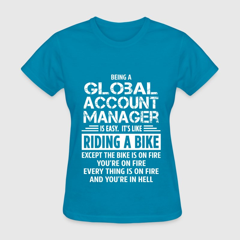 Global Account Manager by bushking | Spreadshirt