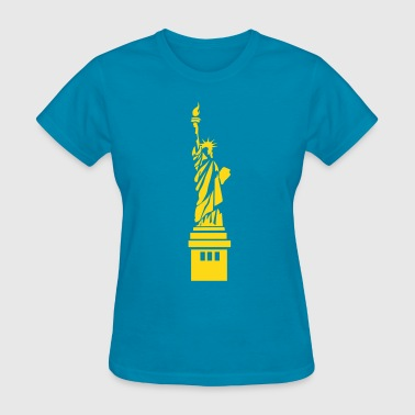 Statue of Liberty - Women's T-Shirt