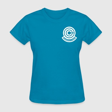 The Capsule Corporation CAPSULE CORP. T-SHIRT WOMEN - Women's T-Shirt