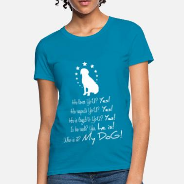 Shop Dog Quotes T-Shirts online | Spreadshirt