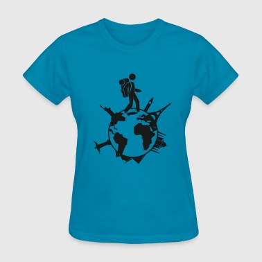 tourism - Women's T-Shirt