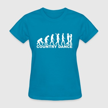 Country Line Dance Country dance - Women's T-Shirt
