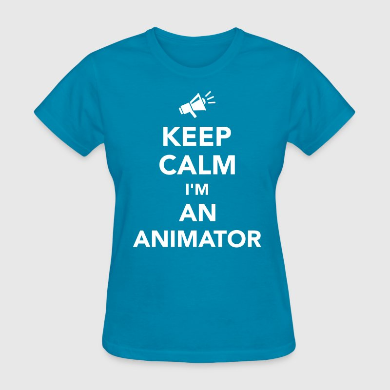 Animator - Women's T-Shirt