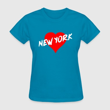 New York Times Square New York - Women's T-Shirt