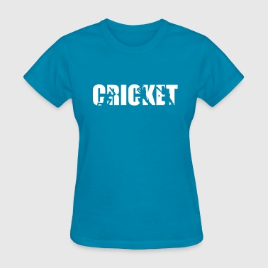 Cricket Fan Cricket - Women's T-Shirt