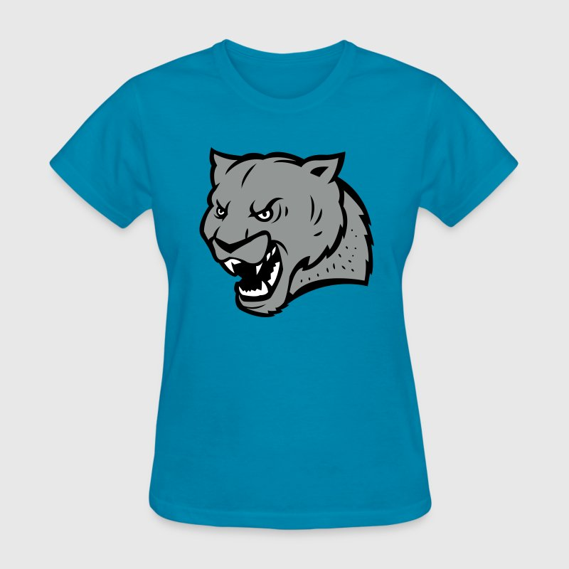 Angry Panther - Women's T-Shirt
