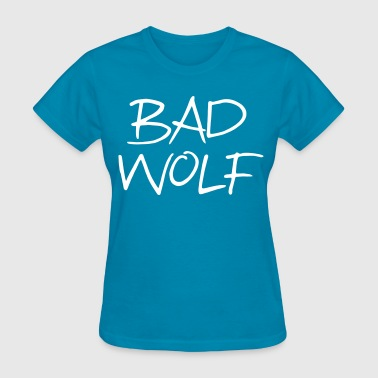 Timber Wolf Bad Wolf - Women's T-Shirt