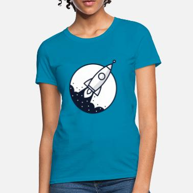Rockets Rocket - Women's T-Shirt