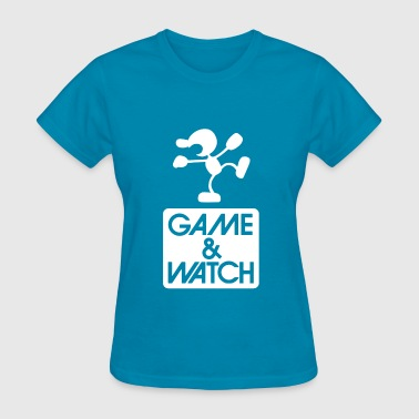 Game & Watch Tribute - Women's T-Shirt