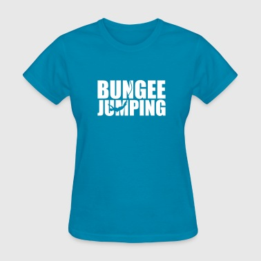 Bungee jumping - Women's T-Shirt