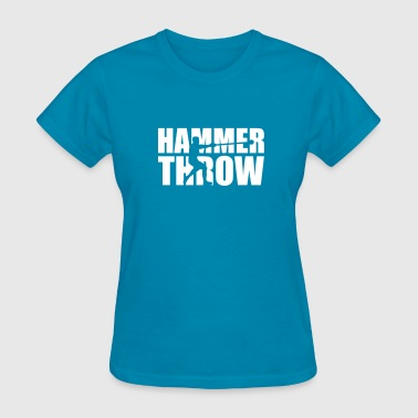Hammer throw - Women's T-Shirt