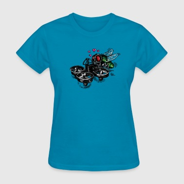 Tiny Whoop Drone Lovin' - Women's T-Shirt