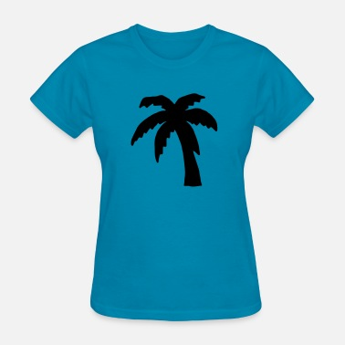 Bimota Palm tree - Women's T-Shirt