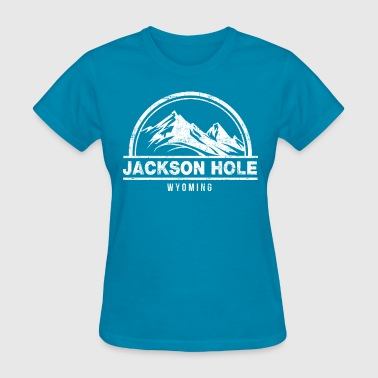 Jackson Hole Wyoming - Women's T-Shirt