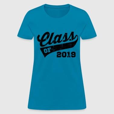shop class of 2019 shirts online spreadshirt. Black Bedroom Furniture Sets. Home Design Ideas