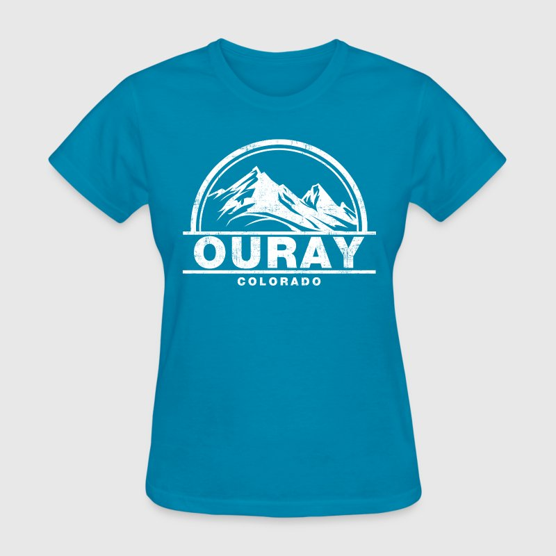 Ouray Colorado - Women's T-Shirt