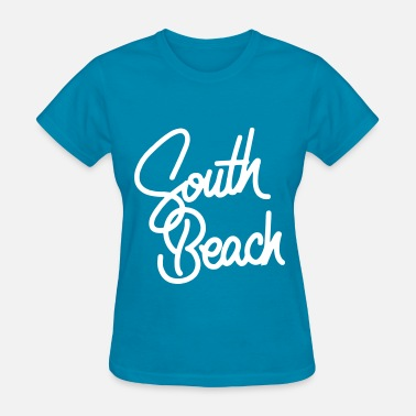 South Beach South Beach - Women's T-Shirt