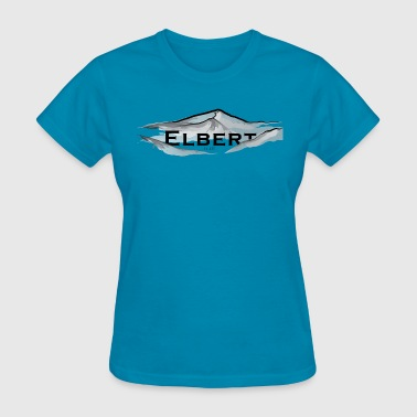 Mount Elbert Mt. Elbert Womens Tee - Women's T-Shirt