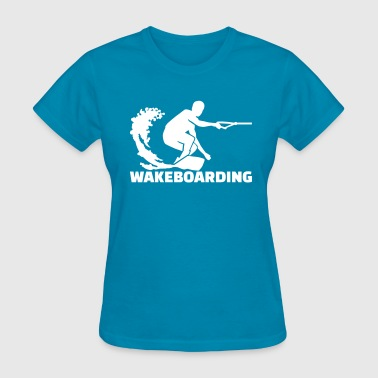 Wakeboarding - Women's T-Shirt