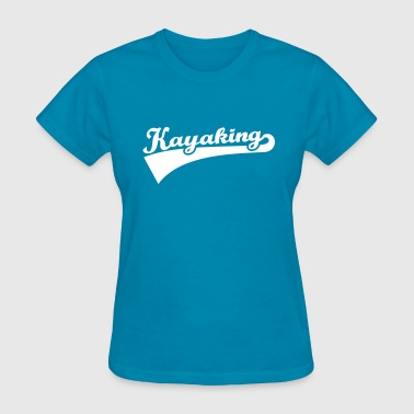 Kayaking - Women's T-Shirt