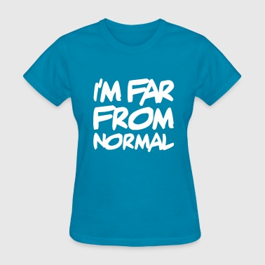 Normal - Women's T-Shirt