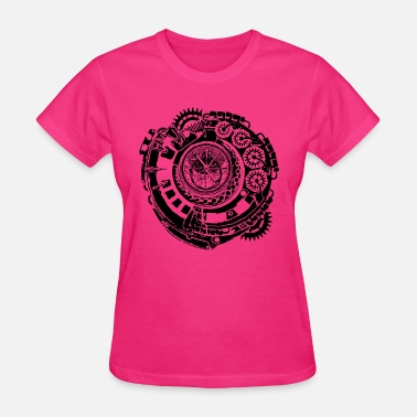Time Machine Time Machine - Women's T-Shirt