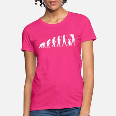 Evolution Women's Golf Evolution - Women's T-Shirt