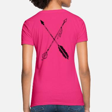 Inca Arrows - Women's T-Shirt