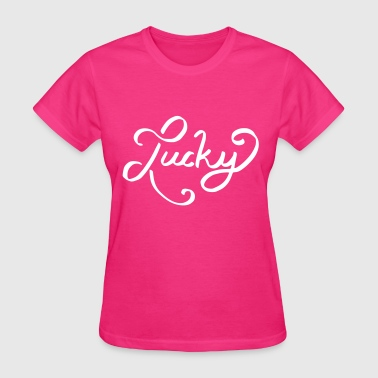 Lucky - Women's T-Shirt