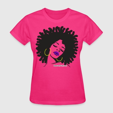 African American Thick & Beautiful - Women's T-Shirt