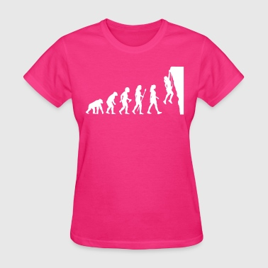 Women's Rock Climbing T Shirt - Women's T-Shirt