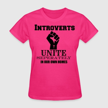 INTROVERTS - Women's T-Shirt