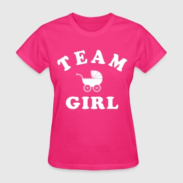 team girl - Women's T-Shirt