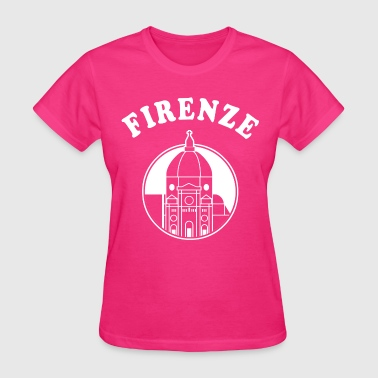 Florence Italy Firenze Italia - Women's T-Shirt