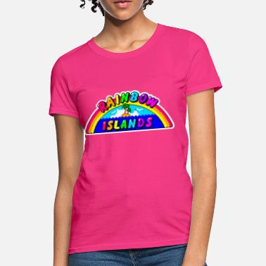 Rainbow Islands Rainbow Islands - Women's T-Shirt