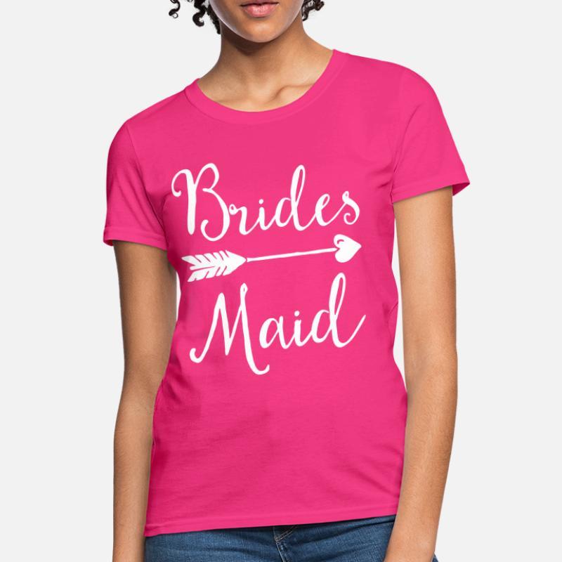 ec8cc5f7c61 Shop Bridesmaid T-Shirts online