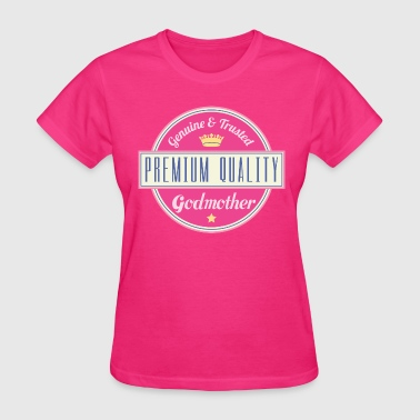 Godmother Vintage Logo - Women's T-Shirt