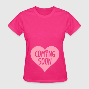 Coming Soon - Women's T-Shirt