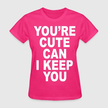Printing Null can i keep you  - Women's T-Shirt